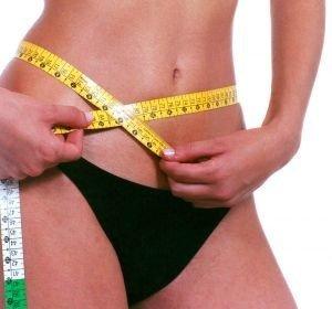 tape measure around waist International Contour Wrap
